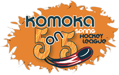 Komoka 5 on 5 Spring Hockey League